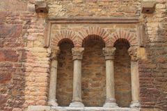 Iglesia De San Tirso, Oviedo, Hiszpania Zdjęcie Royalty Free