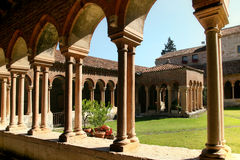 Iglesia de San Zeno fotos de archivo libres de regalías