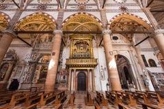 Iglesia de Sant Anastasia, Verona, Italia fotos de archivo libres de regalías