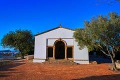 Iglesia de Sant Joan Hermitage en Denia fotos de archivo libres de regalías