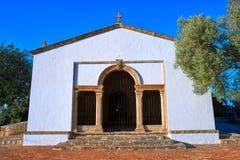Iglesia de Sant Joan Hermitage en Denia imagen de archivo libre de regalías