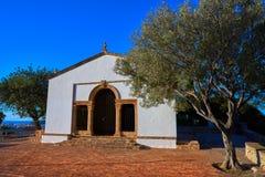 Iglesia de Sant Joan Hermitage en Denia fotografía de archivo libre de regalías