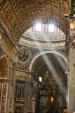 Iglesia de Sant Peter Fotografía de archivo
