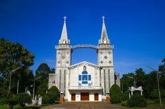 Iglesia de Santa Ana Nong Saeng Fotografía de archivo