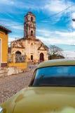 Iglesia de Santa Ana, Trinidad, Cuba Stock Photography