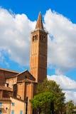 Iglesia de Santa Anastasia - Verona Italy imágenes de archivo libres de regalías