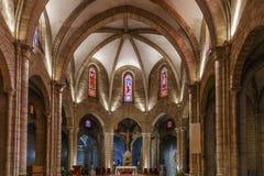 Iglesia de Santa Catalina, Valencia Foto de archivo libre de regalías