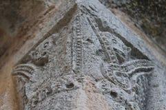 Iglesia De Santa Columba, Argandoña, Baskijski kraj Fotografia Royalty Free