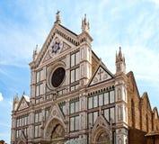 Iglesia de Santa Croce Imagen de archivo libre de regalías