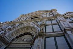 Iglesia de Santa Croce de los di de la basílica en Florencia Imagenes de archivo