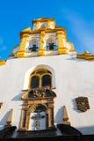 Iglesia de Santa Cruz Στοκ φωτογραφία με δικαίωμα ελεύθερης χρήσης