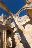 Iglesia de Santa Eulalia en Palenzuela Foto de archivo libre de regalías