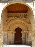 Iglesia de Santa Maria del Camino, Carrion de los Condes ( Palencia ) Stock Images