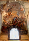Iglesia de Santa Maria del Carmine del techo, Florencia, Firenze, Toscany, Italia imágenes de archivo libres de regalías