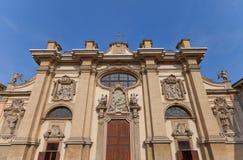 Iglesia de Santa Maria della Passione en Milán, Italia Fotografía de archivo libre de regalías
