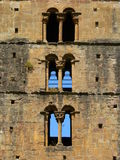 Iglesia de Santa Maria, Santa Cruz de la Seros, Huesca (España). Imágenes de archivo libres de regalías