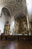 Iglesia de Santiago y San Pedro, Puente la Reina, Navarre Stock Photos