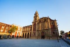 Iglesia de Santo Domingo, Royalty Free Stock Image