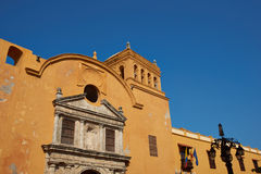 Iglesia De Santo Domingo Stock Photos