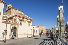 Iglesia de Santo Domingo, Spain Royalty Free Stock Photography