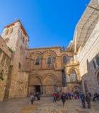 Iglesia de Santo Sepulcro foto de archivo