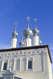 Iglesia de Semion en Suzdal Fotos de archivo