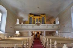 Iglesia de Sigulda Imágenes de archivo libres de regalías