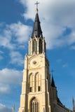 Iglesia de Sint - de Truiden Fotografía de archivo