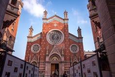 Iglesia de St Anthony de Padua Fotos de archivo libres de regalías
