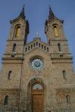 Iglesia de St Charles Foto de archivo libre de regalías