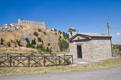 Iglesia de St. Gerardo. Deliceto, Puglia. Italia. fotografía de archivo libre de regalías