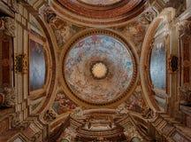 Iglesia de St Ignatius de Loyola 1 Imagenes de archivo