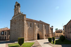 Iglesia de St. Ildefonso foto de archivo libre de regalías