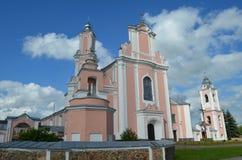 Iglesia de St John Baptist Catholic Church Imagenes de archivo