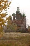 Iglesia de St John el Bautista en Yaroslavl imágenes de archivo libres de regalías