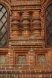 Iglesia de St John el Bautista en Yaroslavl foto de archivo