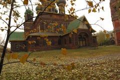 Iglesia de St John el Bautista en Yaroslavl fotografía de archivo libre de regalías