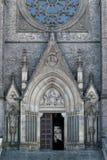 Iglesia de St Ludmila fotos de archivo libres de regalías