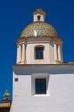 Iglesia de St Maria della Pieta San Severo Puglia Italia Foto de archivo