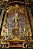 Iglesia de St Maria - Kraków - Polonia Imagen de archivo libre de regalías
