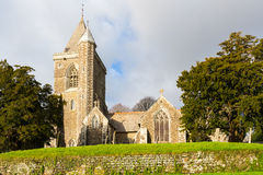 Iglesia de St Michael Cornwall Fotos de archivo