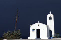 Iglesia de St.Nicolas imágenes de archivo libres de regalías