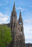 Iglesia de St Ouen, Ruán, Normandía, Francia, Europa Foto de archivo