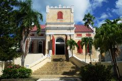 Iglesia de St.Thomas Imagen de archivo libre de regalías