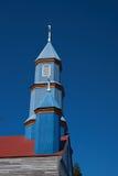 Iglesia de Tenaun 库存图片