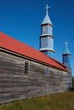 Iglesia de Tenaun Imagen de archivo