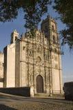 Iglesia de Tepotzotlan Fotos de archivo libres de regalías