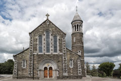 Iglesia de Timoleague Imágenes de archivo libres de regalías