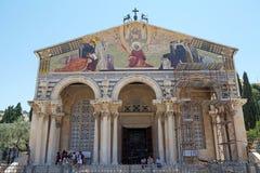 Iglesia de toda la nación Imagen de archivo