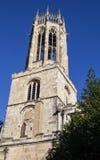 Iglesia de todo el pavimento de los santos en York Fotografía de archivo libre de regalías